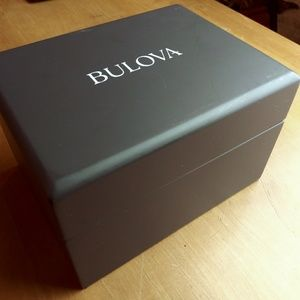 Bulova Watch Box for Reselling